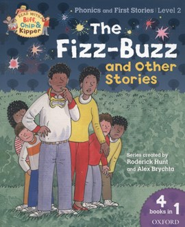 The fizz-buzz and other stories by Roderick Hunt