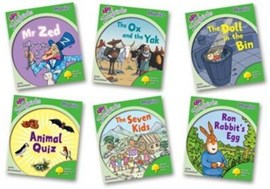 Oxford Reading Tree: Level 2: More Songbirds Phonics by Julia Donaldson