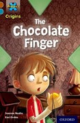 The chocolate finger