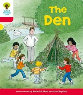 The den by Roderick Hunt