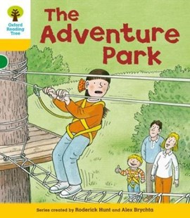 The adventure park by Roderick Hunt