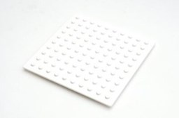 Numicon: 100 Square Baseboard