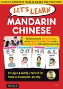 Let's learn Mandarin Chinese