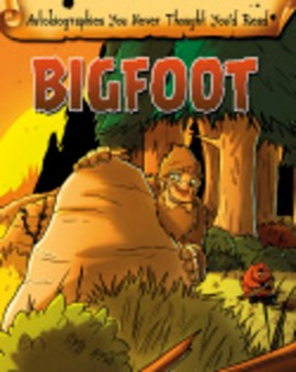 Bigfoot by Catherine Chambers
