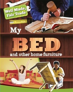 My bed and other home furniture by Helen Greathead