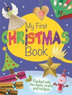 My first Christmas book by Jane Winstanley