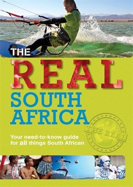 The real South Africa by Moses Jones