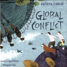 Global conflict by Hanane Kai