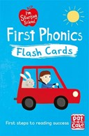I'm Starting School: First Phonics Flash Cards
