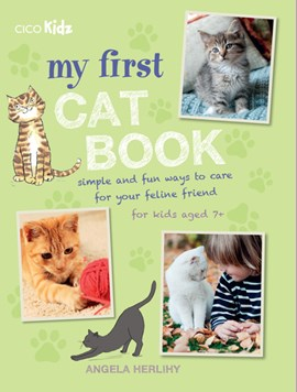 My first cat book by Angela Herlihy