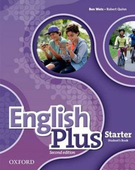 English plus Starter Student's book by Ben Wetz