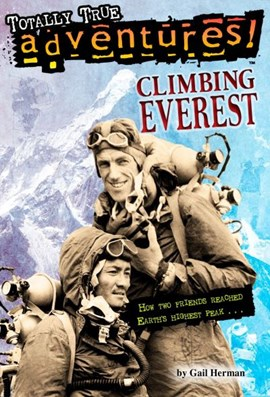 Climbing Everest by Gail Herman