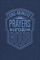 One-minute prayers¬ for boys