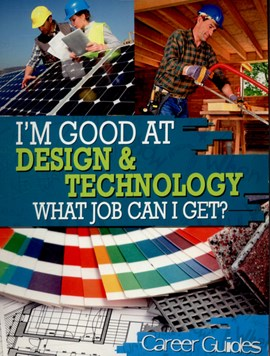 I'm good at design & technology by Richard Spilsbury