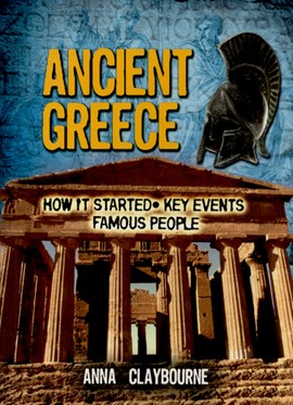 All about ... ancient Greece by Anna Claybourne