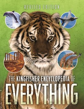 The Kingfisher encyclopedia of everything by Sean Callery