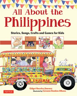 All about the Philippines by Gidget Roceles Jimenez