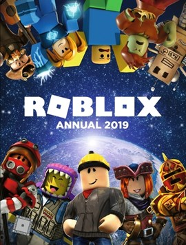 Roblox annual by Egmont Publishing UK