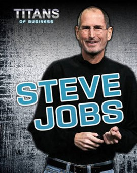 Steve Jobs by Nick Hunter