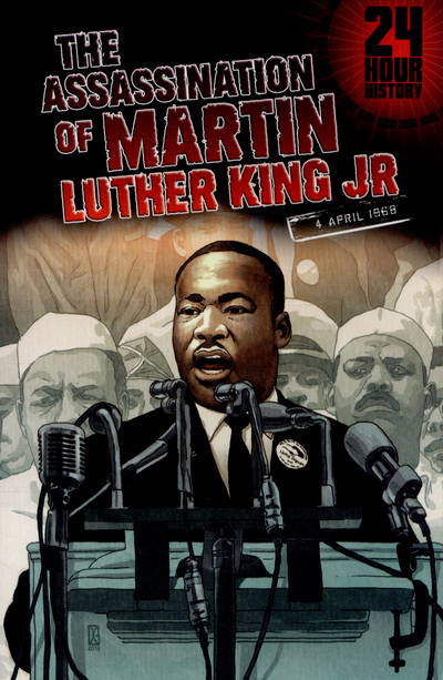 The Assassination Of Martin Luther King Jr Terry Collins