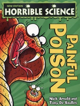 Painful poison by Nick Arnold