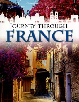 Journey through France by Liz Gogerly
