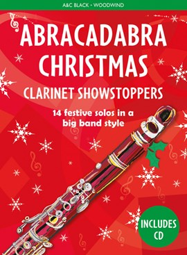 Abracadabra Christmas by Christopher Hussey