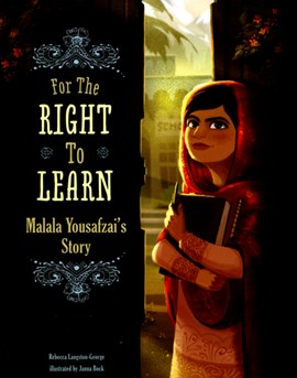 For the right to learn by Rebecca Langston-George