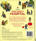 Usborne Look inside a hospital