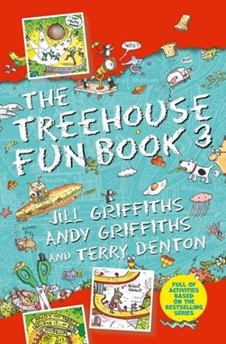 The treehouse fun book. 3 by Andy Griffiths
