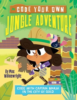 Code your own jungle adventure by Max Wainewright
