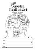 Jolly phonics. Pupil book 1