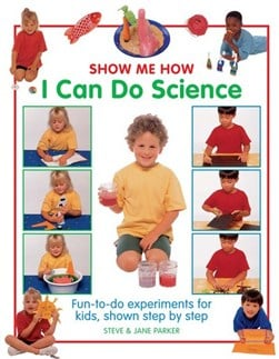 I can do science by Steve Parker