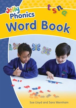 Jolly phonics word book by Sue Lloyd