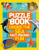 Puzzle Book Under the Sea