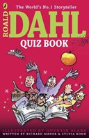 Roald Dahl quiz book