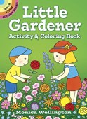 Little Gardener Activity & Coloring Book