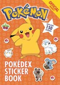 The Official Pokémon Pokédex Sticker Book