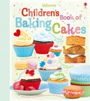 Children's book of baking cakes
