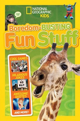 Boredom-busting fun stuff by National Geographic Kids