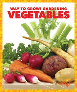 Vegetables by Rebecca Pettiford