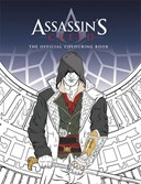 Assassin's Creed Colouring Book