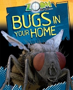 Zoom in on ... bugs in your home by Richard Spilsbury