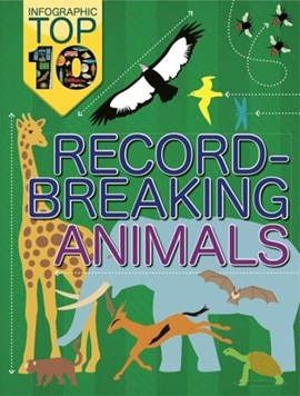 Record-breaking animals by Jon Richards