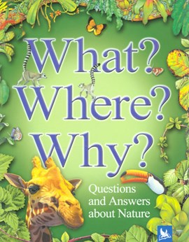 What? Where? Why? by Catherine Brereton