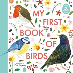 My first book of birds by Zoë Ingram