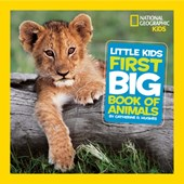 Little kids first big book of animals