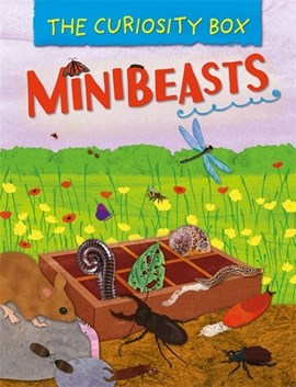 Minibeasts by Peter Riley