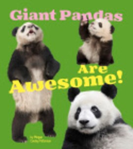 Giant pandas are awesome! by Megan C Peterson