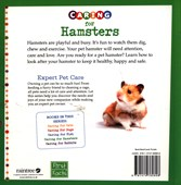 Caring for hamsters